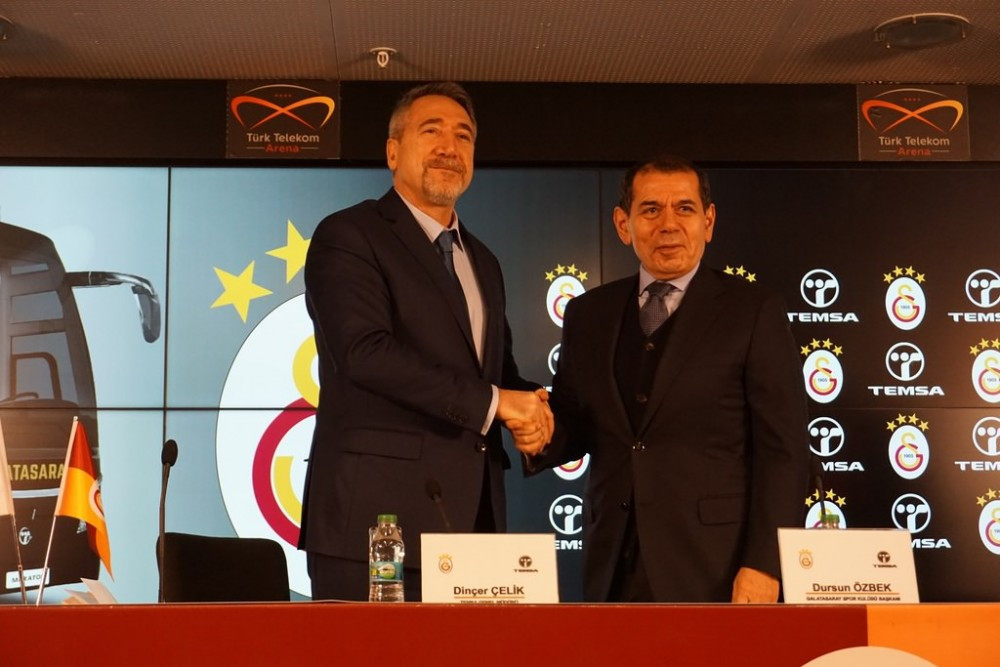 Galatasaray'ın yeni takım otobüsü - Sayfa 3