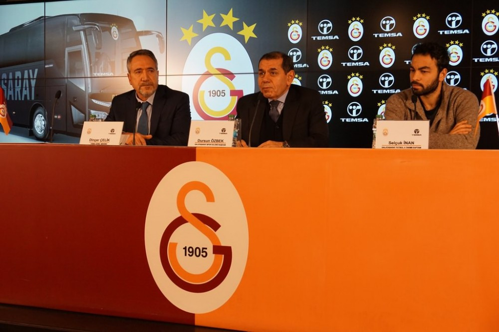 Galatasaray'ın yeni takım otobüsü - Sayfa 4