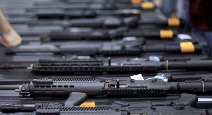 Küresel silah ticaretinde rekor artış