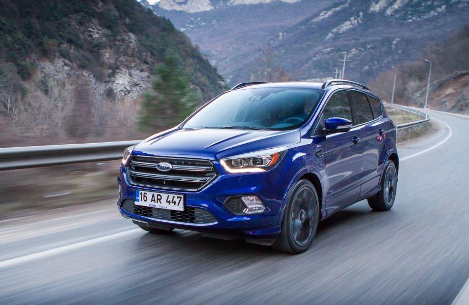 Yeni Ford Kuga satışa çıktı