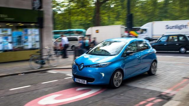 İşte İstanbul'un yeni elektrikli taksileri Renault Zoe 400'ler - Sayfa 3