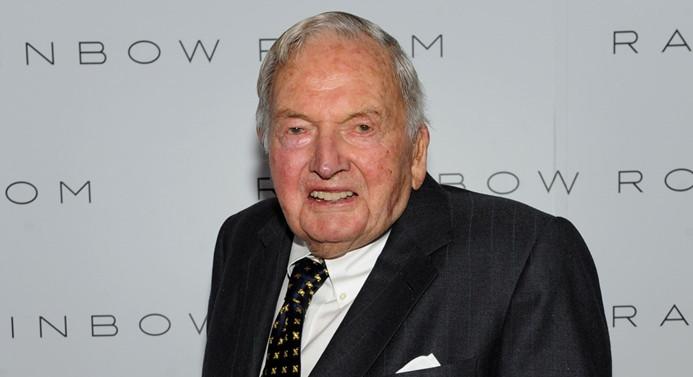 ABD'li milyarder Rockefeller hayatını kaybetti