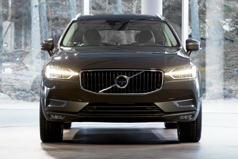 Yeni Volvo XC60 Cenevre'de görücüye çıktı