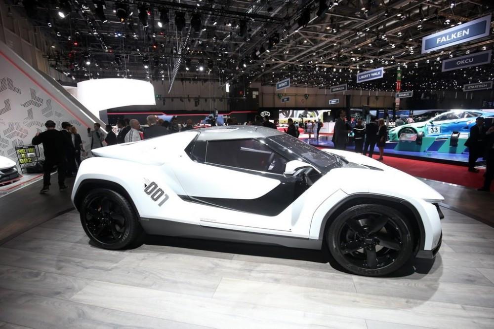 Tata ilk spor otomobilini üretti