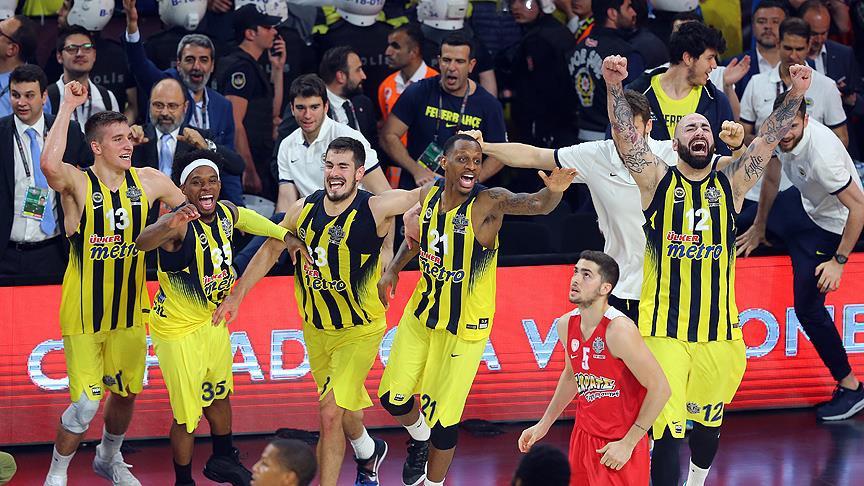 Fenerbahçe'den Avrupa şampiyonluğu koleksiyonu