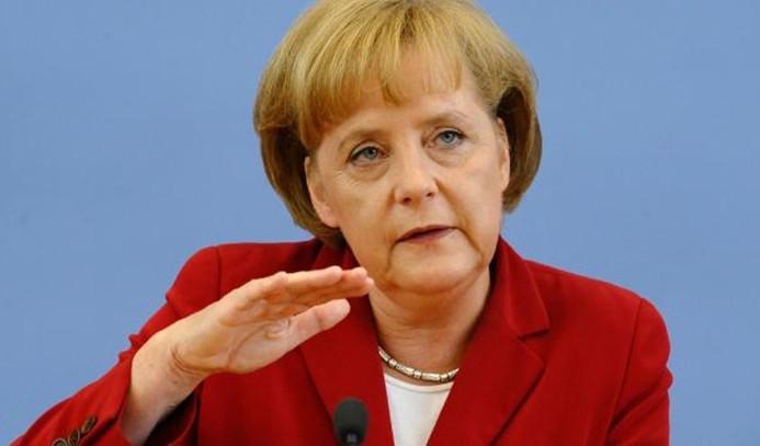 Merkel'den 'İncirlik' açıklaması