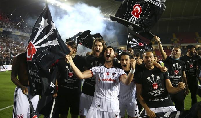 Ve Beşiktaş şampiyon