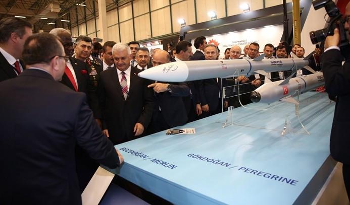 Geleceğin savaş makineleri IDEF'te - Sayfa 2