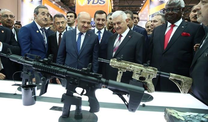 Geleceğin savaş makineleri IDEF'te - Sayfa 4