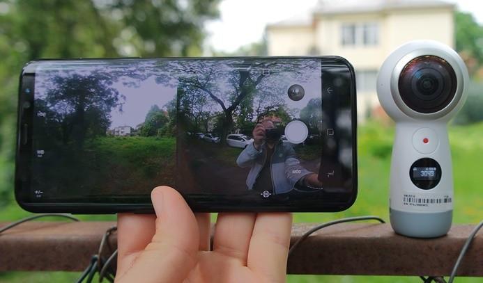 İşte yeni Samsung 'Gear 360' 2017