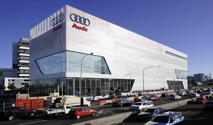 Audi'de emisyon krizi