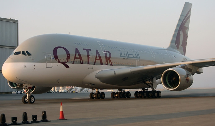Türkiye'den gönderilen gıda ürünleri Katar'a ulaştı