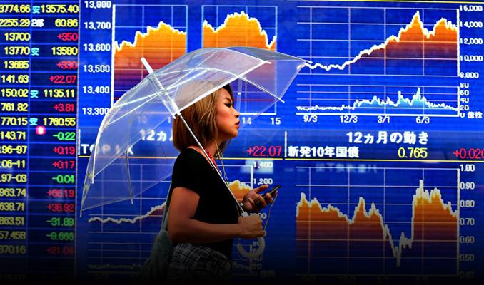Asya borsaları Fed öncesi negatif