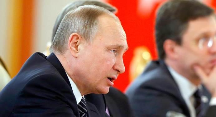 Putin, ABD'li iş adamlarından destek istedi