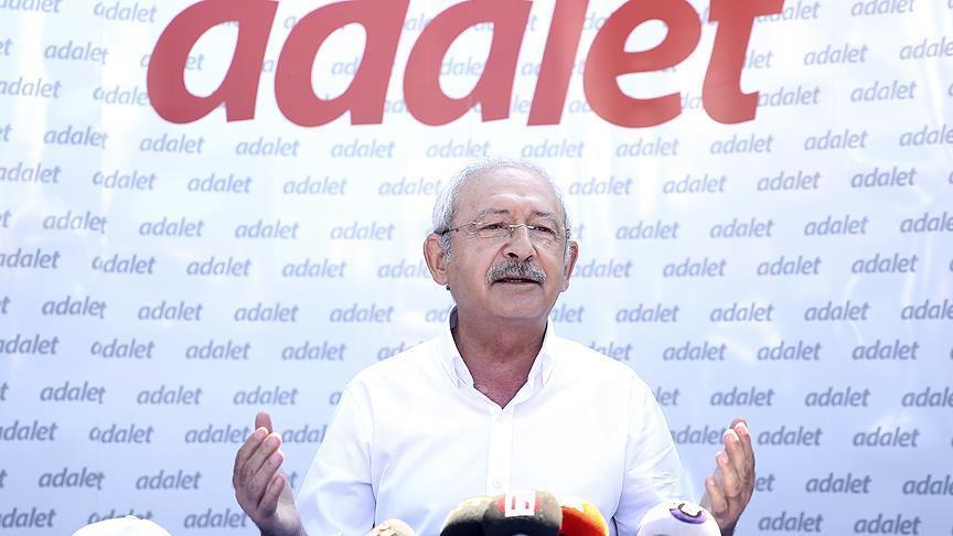 Kılıçdaroğlu: Adalet Yürüyüşü bayrama ayrı bir anlam katacaktır