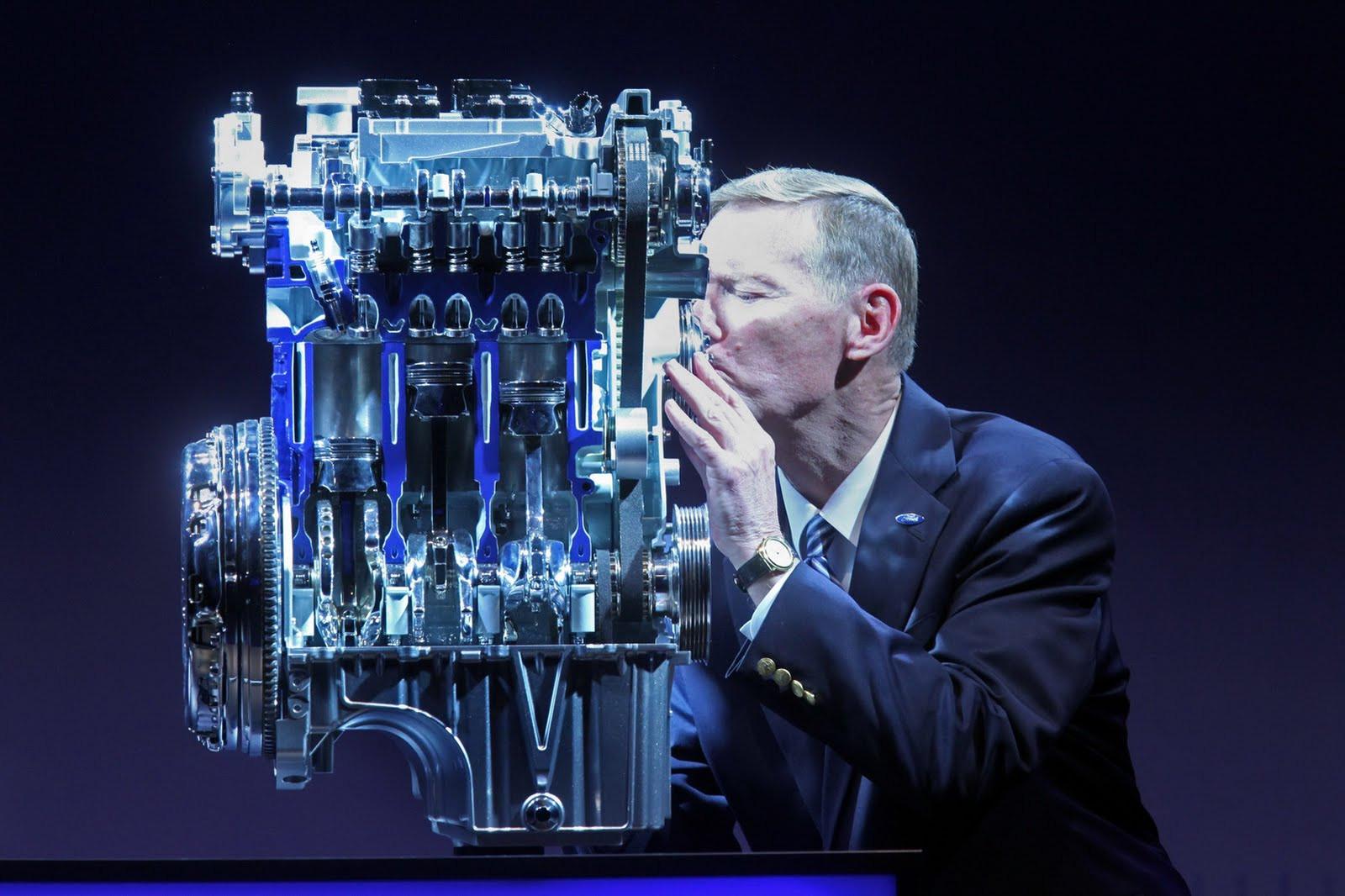 Ford 1.0 Ecoboost motor, 6. defa