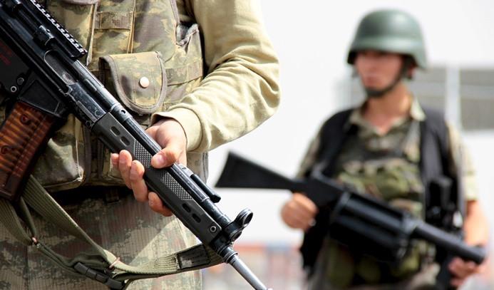 Hakkari'de bir asker hayatını kaybetti