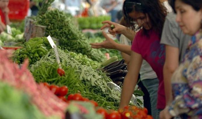 Yıllık enflasyon 9 yılın zirvesinden döndü