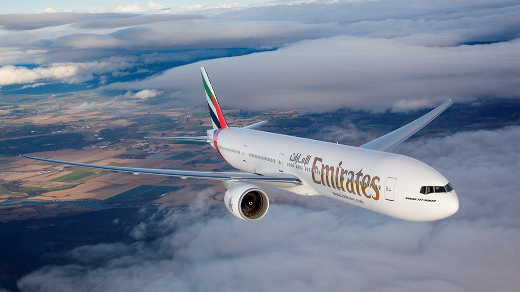 Emirates de Katar'a uçmayacak