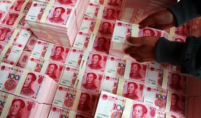 Çin'in döviz rezervi 24 milyar dolar arttı