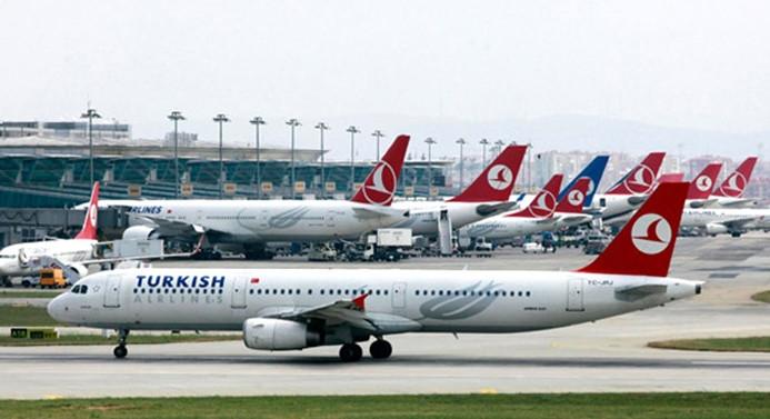THY'nin yolcu sayısı mayısta yüzde 4,5 arttı
