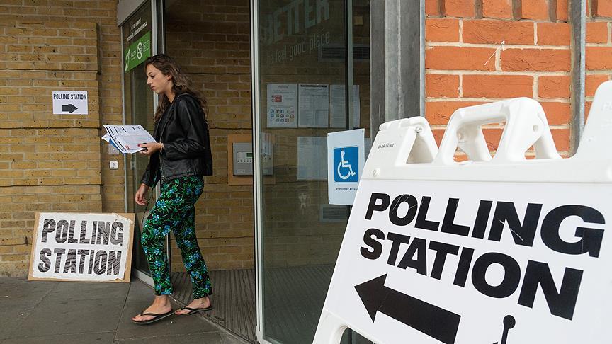Birleşik Krallık'taki erken genel seçimlerde ilk sonuçlar belli oldu