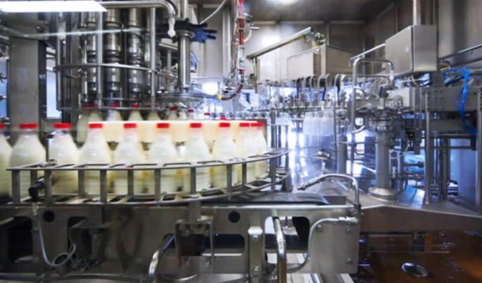 İçme sütü üretimi arttı