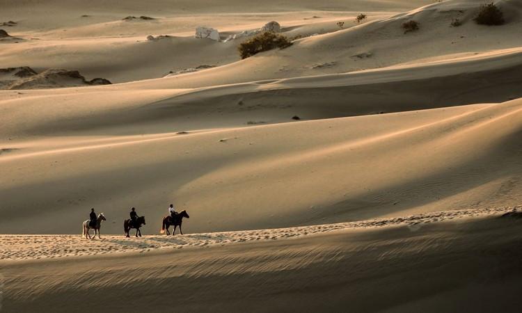 'Turizm cenneti'nden en güzel kareler