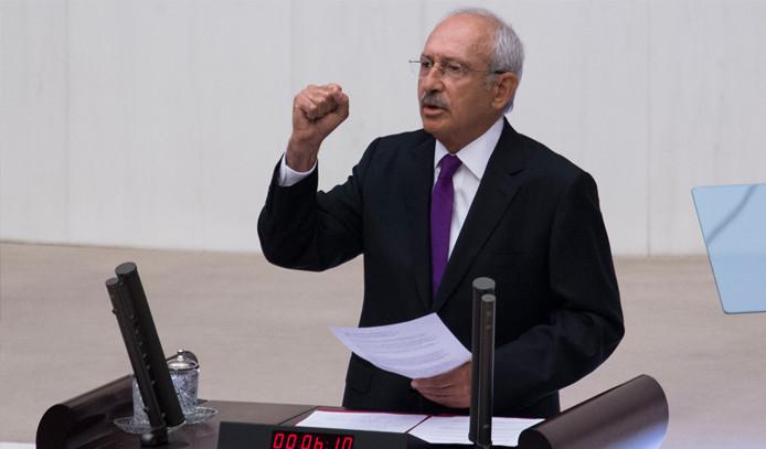 CHP lideri Kılıçdaroğlu'dan MİT'e eleştiri