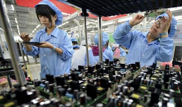 Çin ekonomisi yüzde 6,9 büyüdü