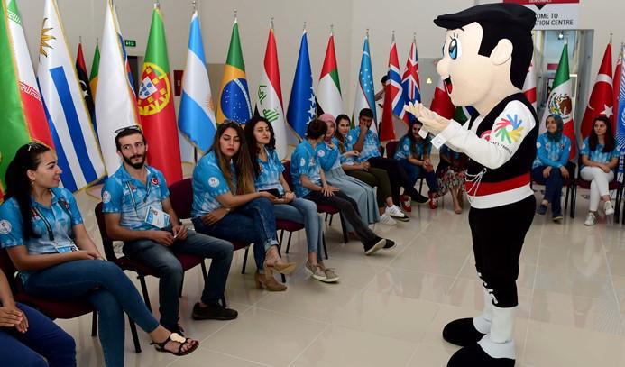 96 ülkeden sporcular Samsun'da buluşacak
