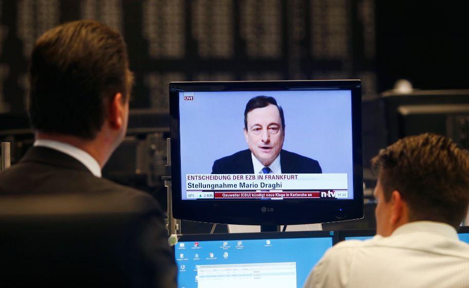 Draghi: Çok büyük miktarda genişlemeye ihtiyaç duyuluyor