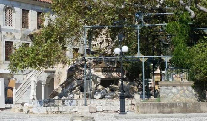 Kos'tan ilk fotoğraflar