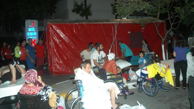Ege'deki deprem sonrası Kandilli uyardı: Teyakkuzda olun