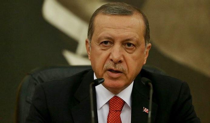 Erdoğan: İçişlerimize karışmaya yetkileri yok
