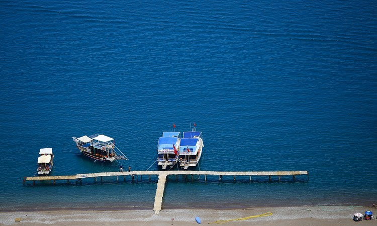 Yerli ve yabancı turistin ilgi odağı: Antalya