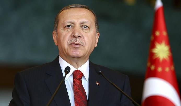 Erdoğan: Tartışılması için öyle söyledim
