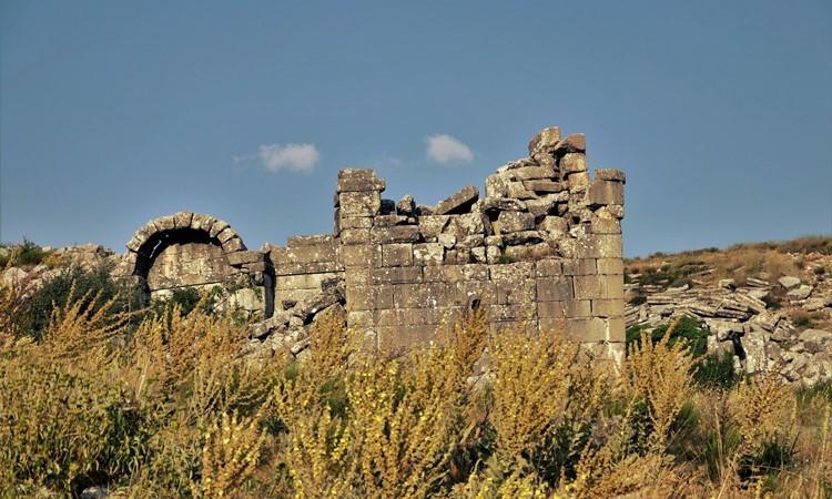 Sagalassos tarih yolculuğuna çıkmak isteyenleri bekliyor