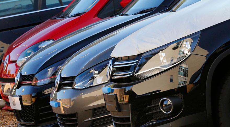 Volkswagen uslanmak bilmiyor
