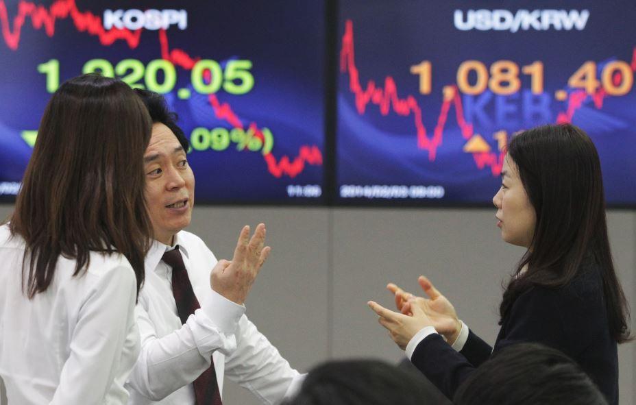 Gelişmekte olan piyasalar 'füze' ile geriledi