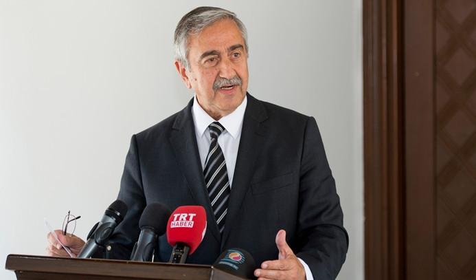 Akıncı: Kıbrıs için elimizden geleni yapıyoruz
