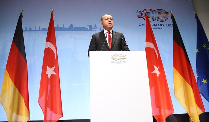 Erdoğan'dan G20 sonrası önemli açıklamalar
