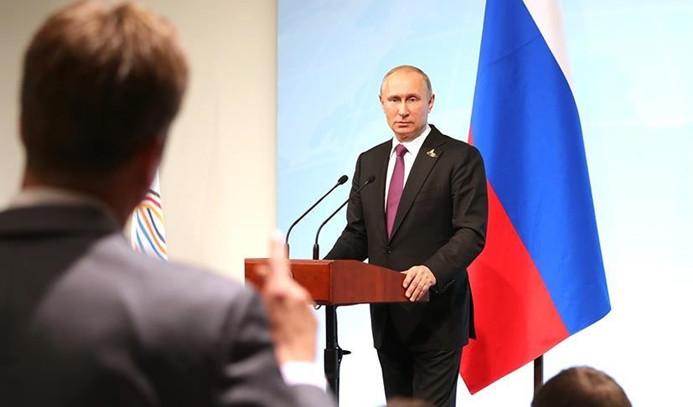 Putin: Trump TV'dekinden farklı