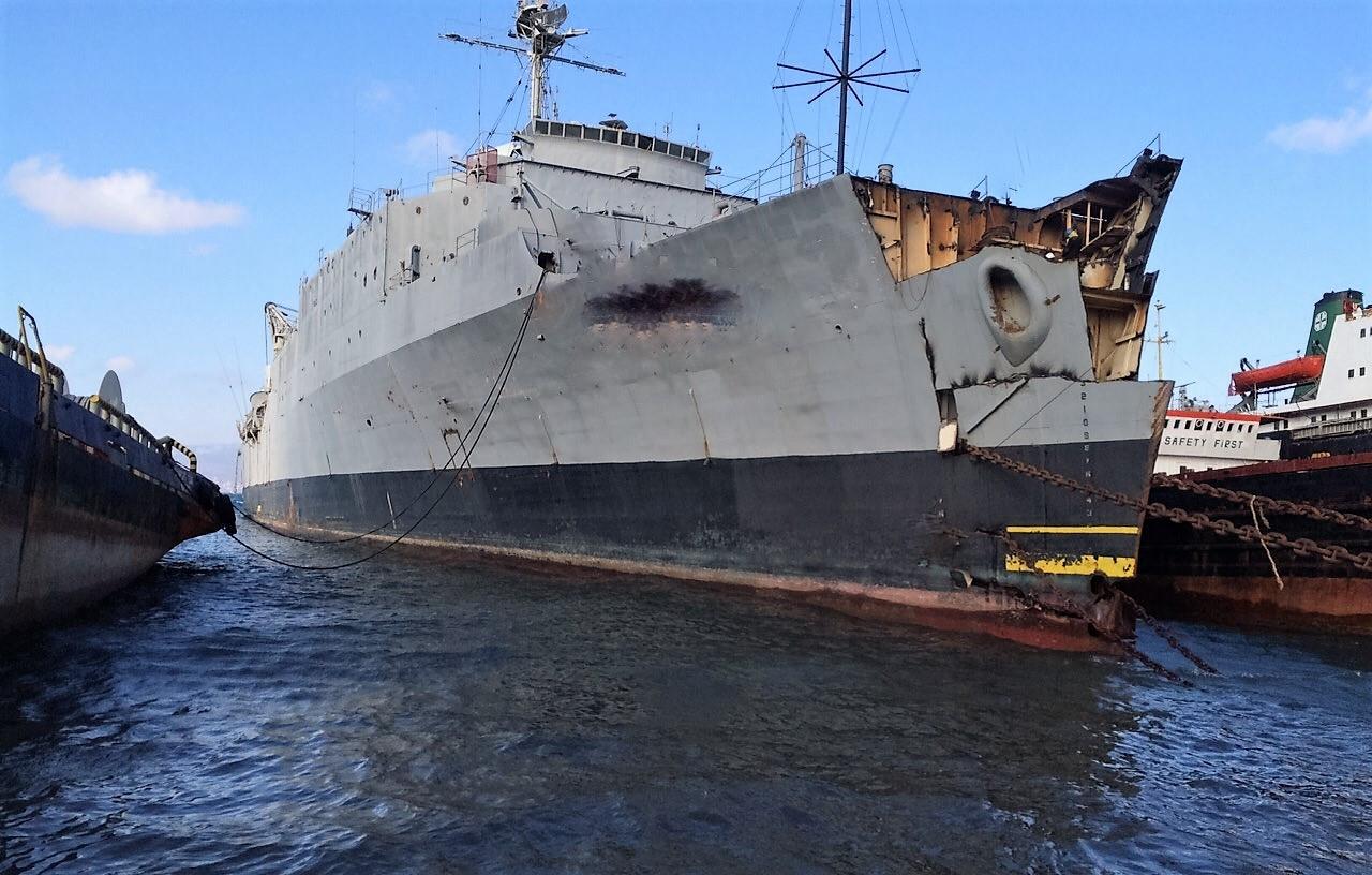 'Hurda gemi'den 1 milyar lira çıtkı
