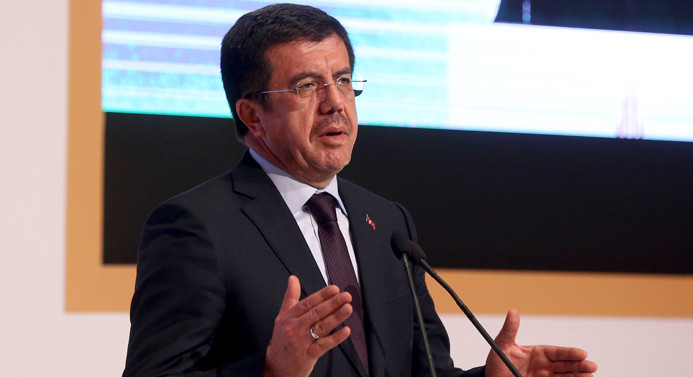 Zeybekci: Yüzde 7'nin üzerinde büyüme bekliyoruz