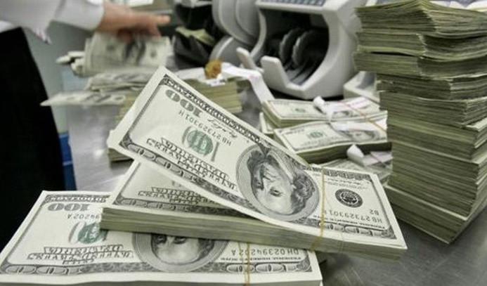 Dolar son 2 haftanın zirvesinde