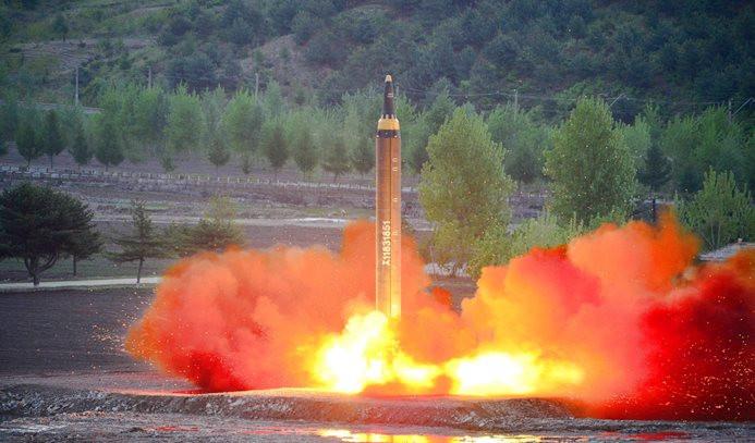 Kuzey Kore füzesi Japonya'nın üzerinden geçti