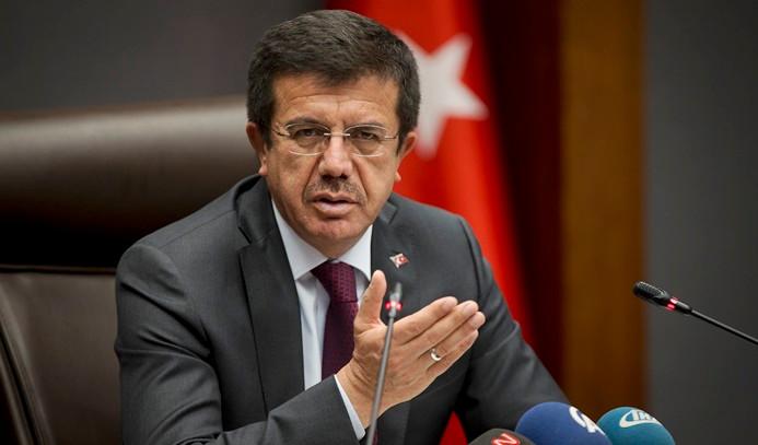 Ekonomi Bakanı Zeybekci:Bankalar safını belirlesin