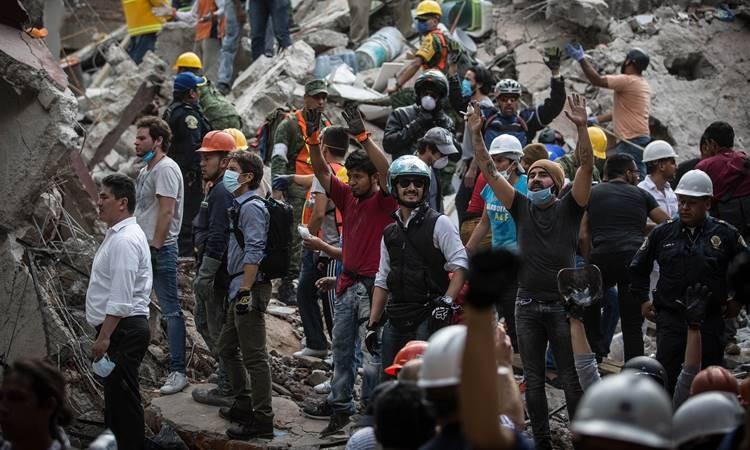 Meksika'da can kaybı artıyor