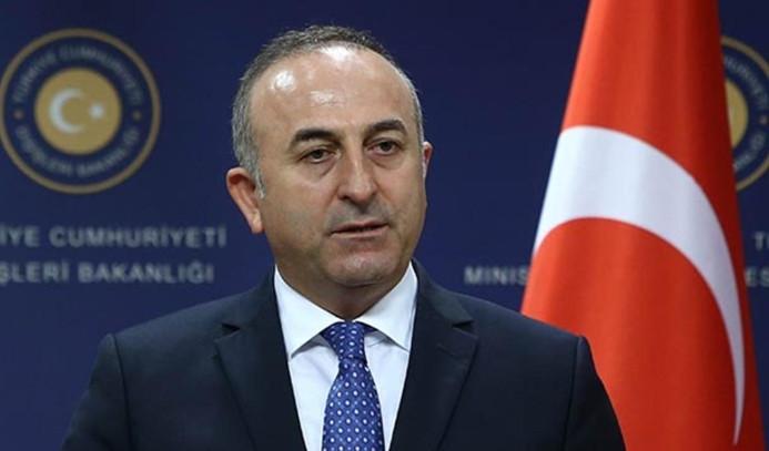 Dışişleri Bakanı Çavuşoğlu'ndan Habur açıklaması